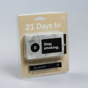 21 Day Challenge - Stoppen Met Roken