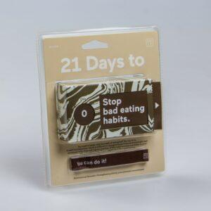 21 Day Challenge - Stoppen Met Slechte Eetgewoontes