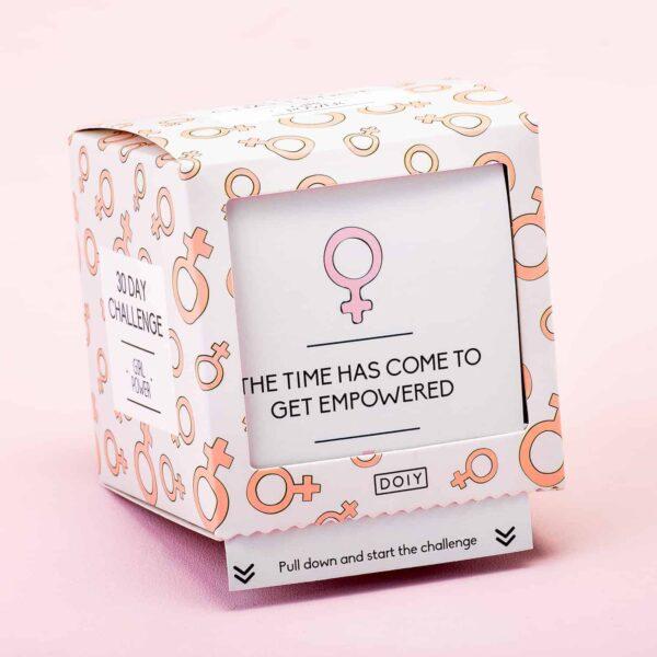 30 Day Challenge - Girl Power