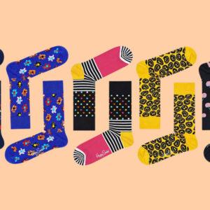 5-pack Happy Socks