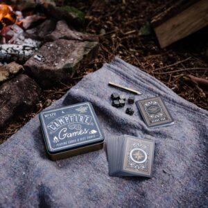 Campfire Spelletjes