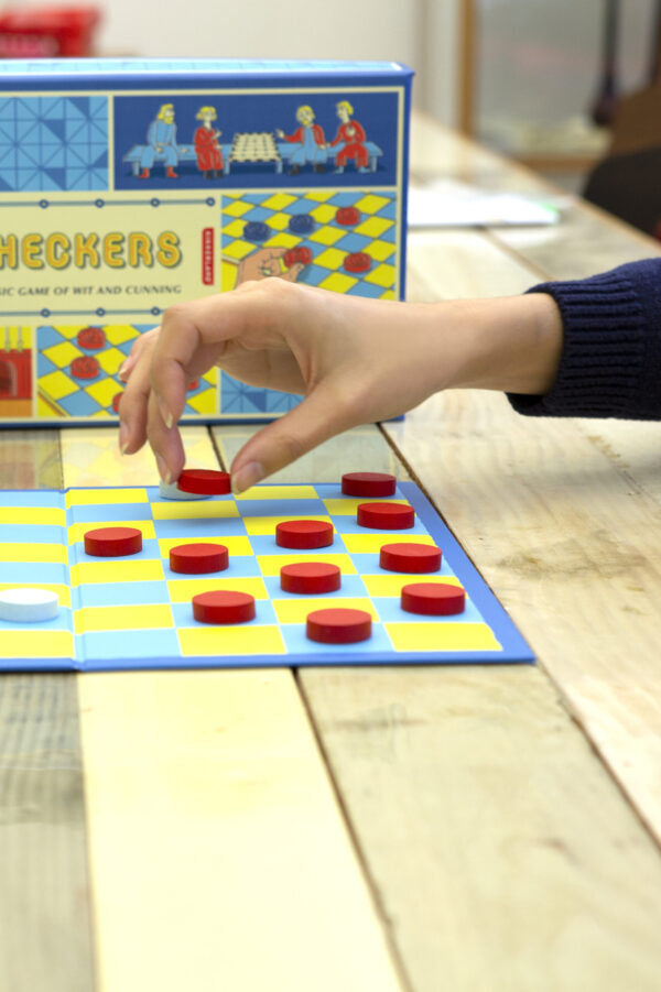 Checkers Damspel