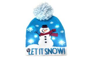 Kerstmuts met lichtjes 12 - Let it snow 3