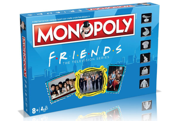 Monopoly bordspel Monopoly - Friends