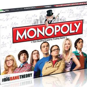 Monopoly bordspel Monopoly - The Big Bang Theory