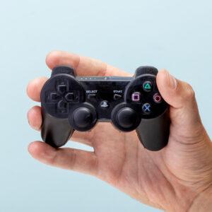 PlayStation DS4 Controller Stressbal - Zwart