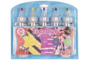 Tie-Dye set #1 Regenboog